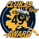 Club 49 Tour Award
