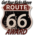 John got his Kicks above Route 66 first!