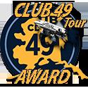 Club 49 Tour Award
